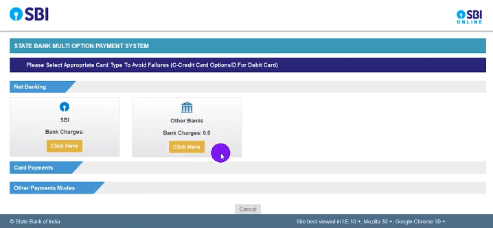 esic challan online payment