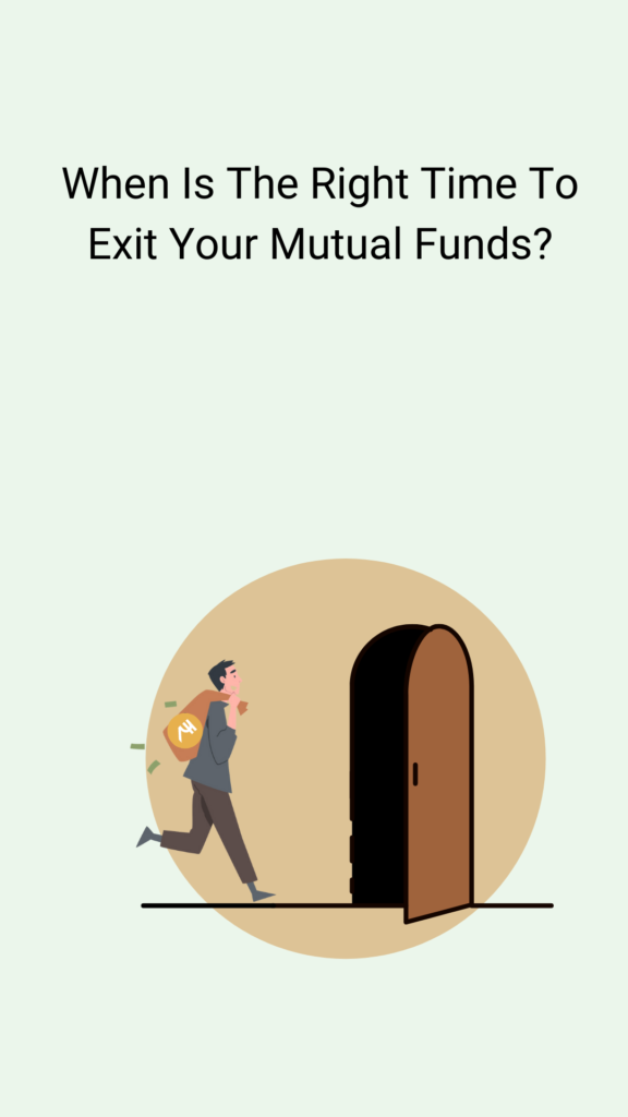 exit mutual funds