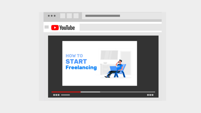 freelancing youtube channels