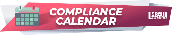 Compliance Calendar for May 2021